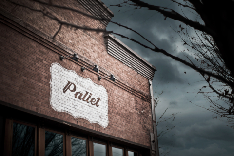 Pallet Bistro Architectural and Food Shoot