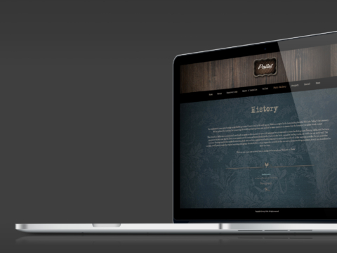web macbook pallet