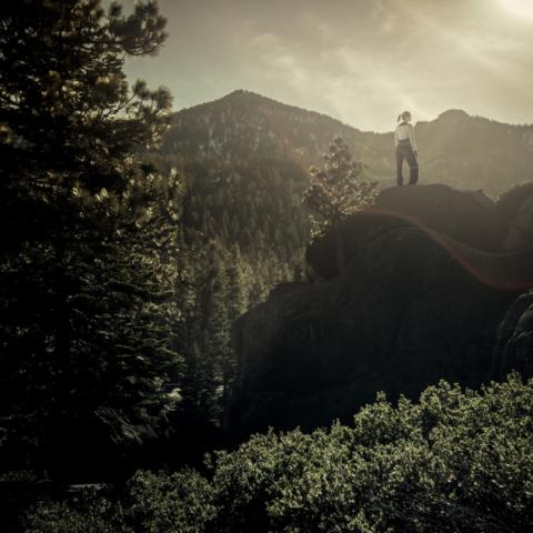 tahoe rock hike